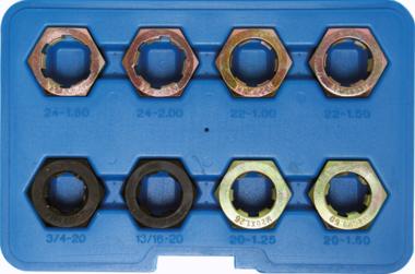 Thread Repair Kit for Drive Shafts / Prop Shafts 8 pcs