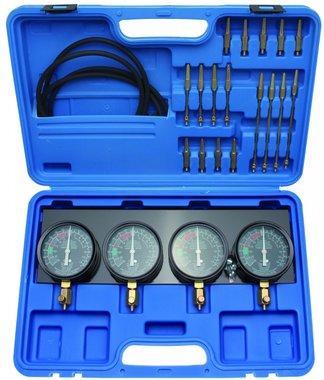 Synchronous Carburetor Tester with 4 synchronous clocks 26 pcs