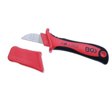 VDE Cable Knife, with Slip Protection