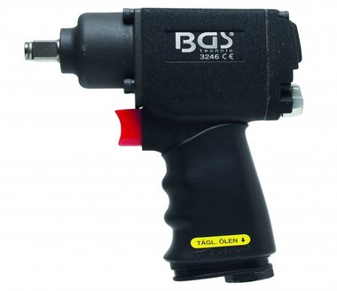 1/2 Impact Wrench, 610 Nm