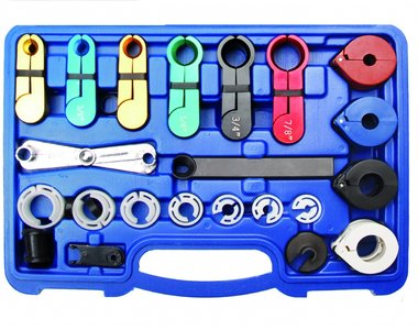 22-piece Pipe Connector Removing Kit