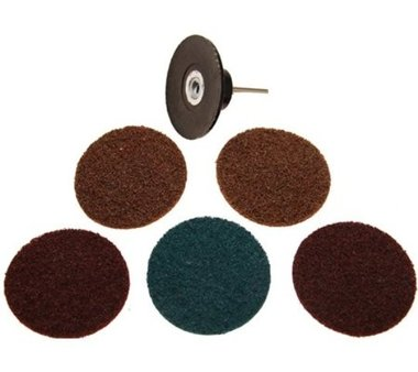 75 mm Grinding Discs with Adapter