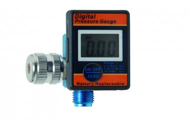 Air Pressure Regulator, 0.275 - 11 bar