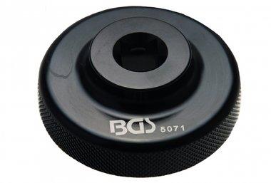 Axle Nut Socket for Ducati, 55 / 28 mm