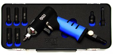 Air Impact Wrench Set for Glow Plugs