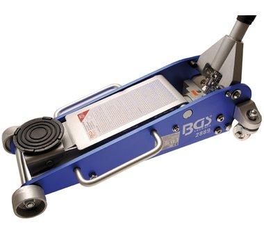 Aluminum Hydraulic Floor Jack, 2.5t., Aluminum-Steel Constuction