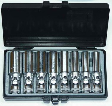 1/2 Universal deep socket set 8pc