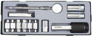 Auto tool kit set 12pc