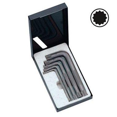 Spline key set 5pc