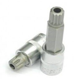 VAG Gearbox Drain Plug Socket M16 Security Spline 1/2