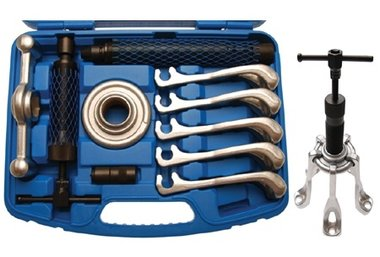10To. Drive Shaft Puller Set, hydraulic