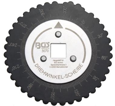Angular Gauge for angular torque 12.5 mm (1/2) drive