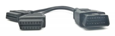 OBD2 Splitter Extension  Y cable