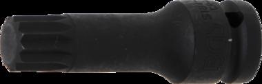 Bit Socket | length 78 mm | 12.5 mm (1/2) drive | Spline (for XZN) | M18