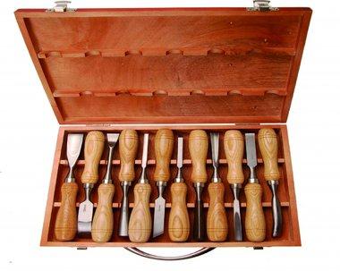12-piece Chisel Set