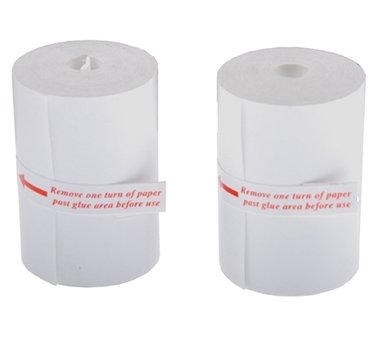 2-pcs. spare Paper Roll Set for Item #2196