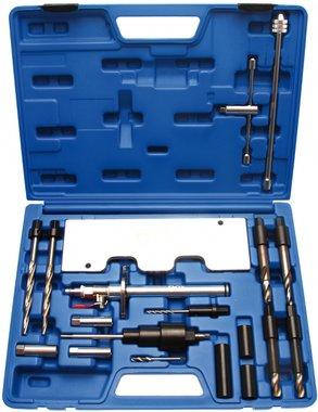28-piece Glow Plug Thread Repair Tool for VW / Audi