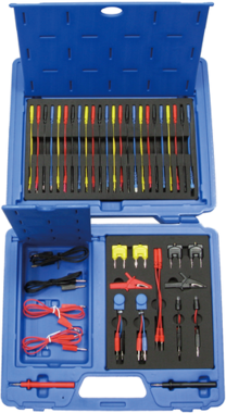 Measuring Cable and Probe Set 92 pcs