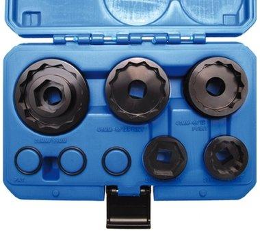 Axle Nut Sockets for Ducati 8 pcs