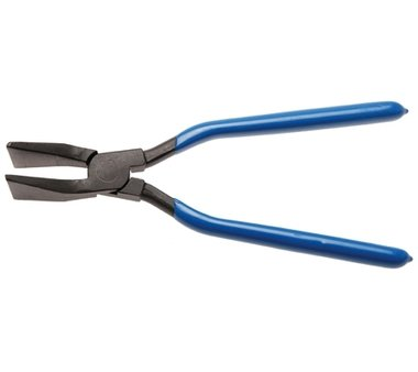 Combination Edge Setter and Folding Pliers, straight