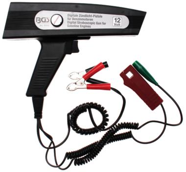 Digital Stroboscopic Gun for Gasoline Engines