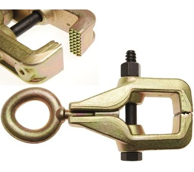 Claw for Car Body Alignment, 35 mm, one direction of pull, up to 3 to.