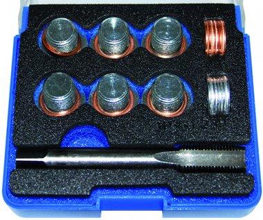 Repair Kit for Oil Drain Thread M14 x 1.25 mm 25 pcs.