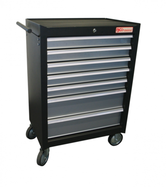 Workshop Trolley BGS 2001, complete with 243 Tools