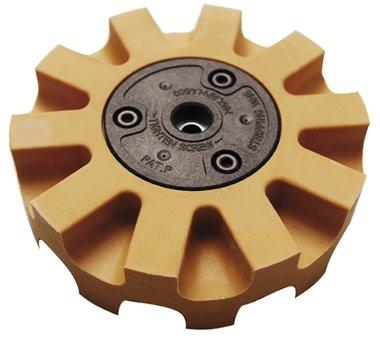 Eraser Wheel for BGS 3274 | Ø 105 x 30 x 53 mm