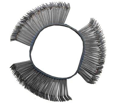 Wire Brush bent Ø 103 x 23 x 0.5 mm