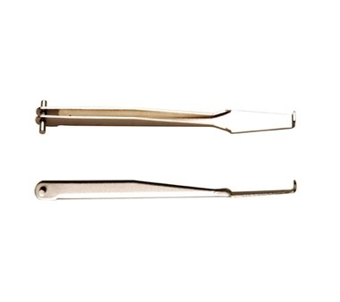 Replacement Puller Legs 70 mm for BGS 8224