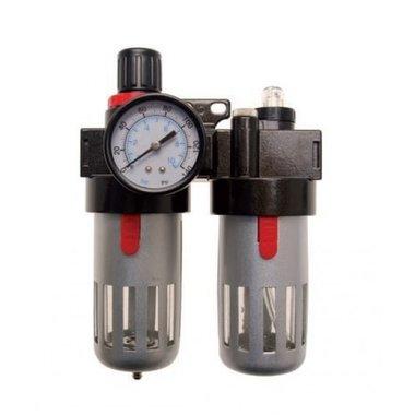 Air Filter / Oiler Unit with Pressure Regulator