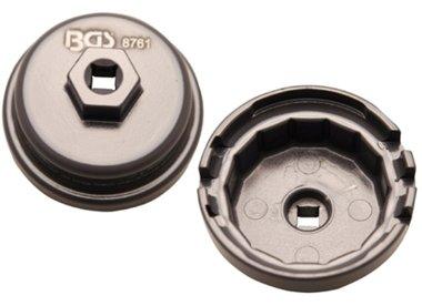 Oil Filter Cap Wrench for Toyota / Lexus, 64.5 x 14-pt.