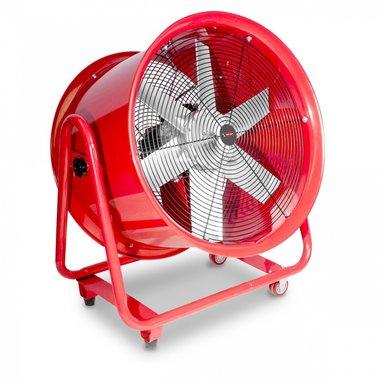 Wiel voor mobiele ventilator 600mm - 2000w
