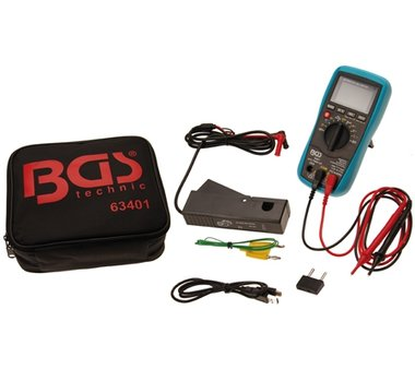 Automotive Digital Multimeter with USB Interface