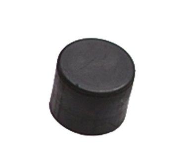 Rubber pressure head