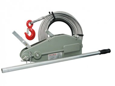 Wire rope hoist 800 kg L.20M (mw) KT800