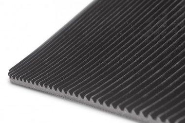 Rubber mat 10 meters, 10.000x1.200x0mm