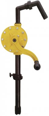 Rotary barrel pump chemicals