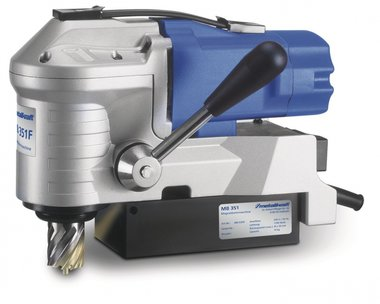 Compact magnetic drill 285x101x200mm