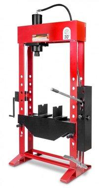 Manual hydraulic press 30t