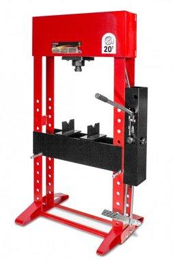 Presse hydraulique d'atelier manuelle 20 t
