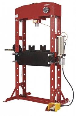 Hydraulic press hydropneumatic 50t