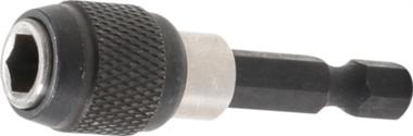 Automatic Bit-Holder internal Hexagon 6.3 mm (1/4) 50 mm