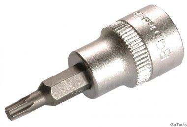 Bit Socket 10 mm (3/8) drive T-Star (for Torx) T20
