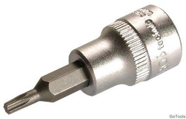Bit Socket 10 mm (3/8) drive T-Star (for Torx) T15
