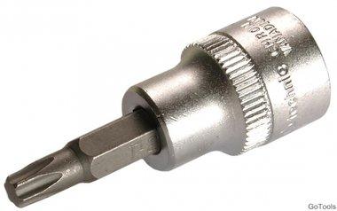 Bit Socket 10 mm (3/8) drive T-Star (for Torx) T27