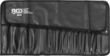 Roll-up Bag for Tools with 15 Compartments | 660 x 320 mm | empty