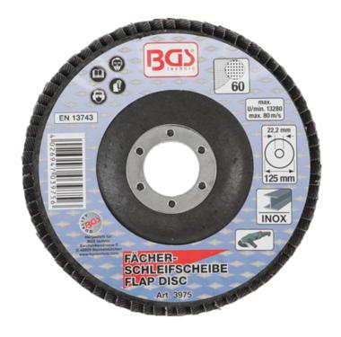 Flap Disc Ø 125 mm K 60