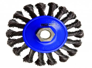 Wire Disc Brush 115 mm, M14 x 2